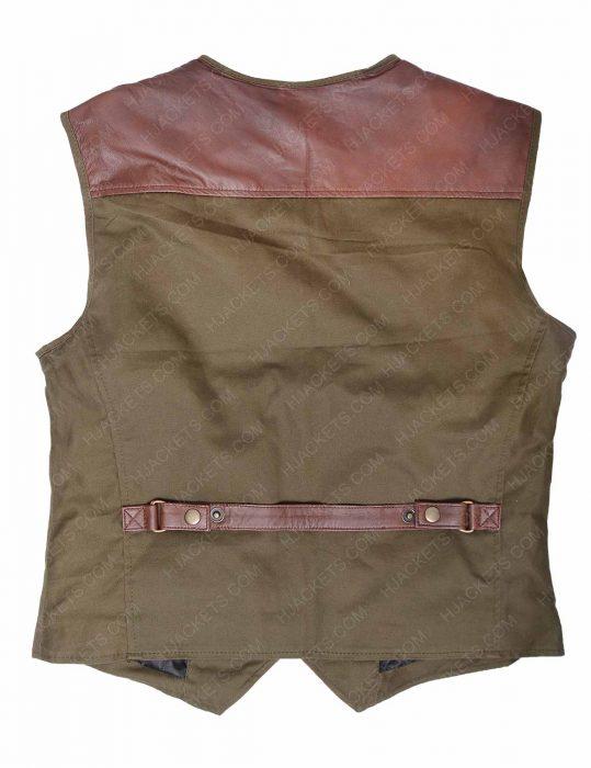 jurassic world fallen kingdom leather vest