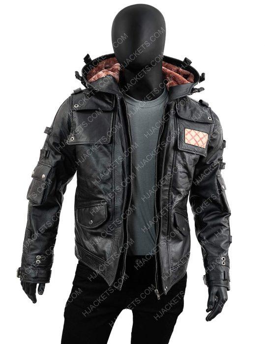 playerunknowns battleground leather jacket