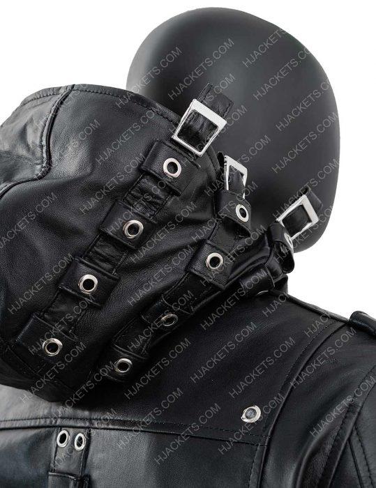 pubg leather jacket