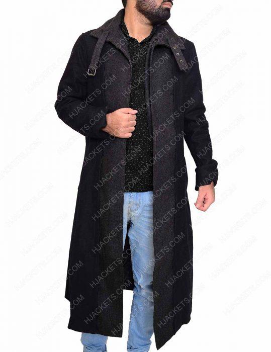 altered carbon coat