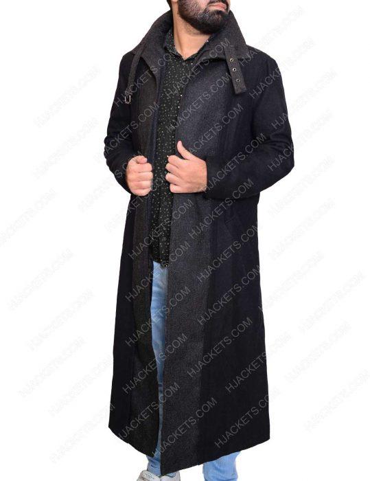 joel kinnaman altered carbon coat