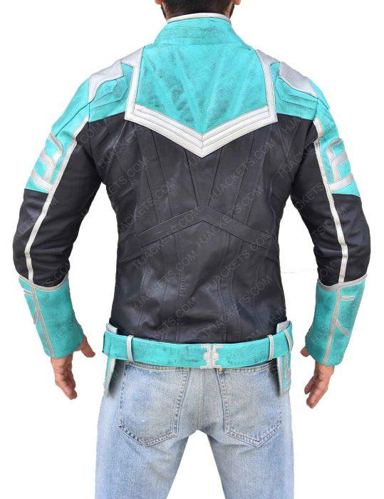 Brie Larsons Captain Marvel jacket