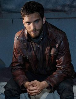 Deke Agents Of Shield Jacket