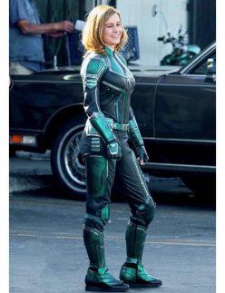 Captain Marvel Brie Larsons Jacket