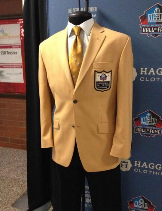 pro football coat