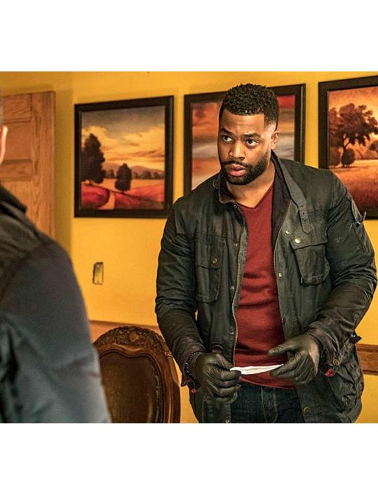 Chicago P.D Season 5 Kevin Atwater jacket