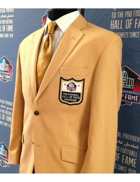 hall of fame coat