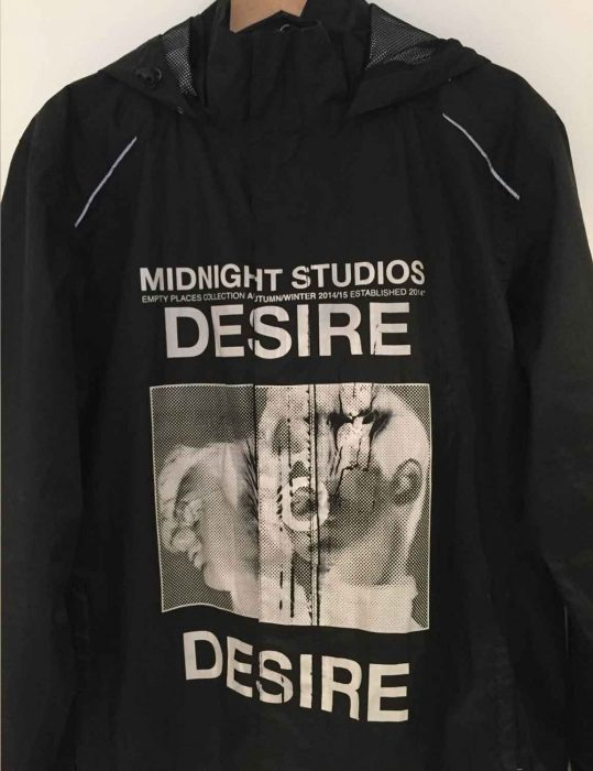 midnight studios desire jacket