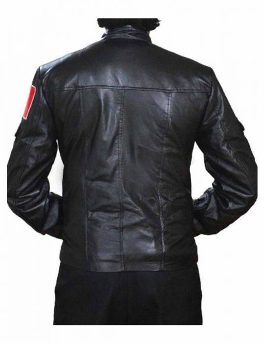 stargate atlantis leather jacket