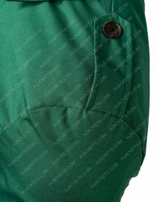 Silent Hill 2 James Sunderland Green Cotton Jacket