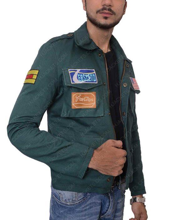 james sunderland green jacket