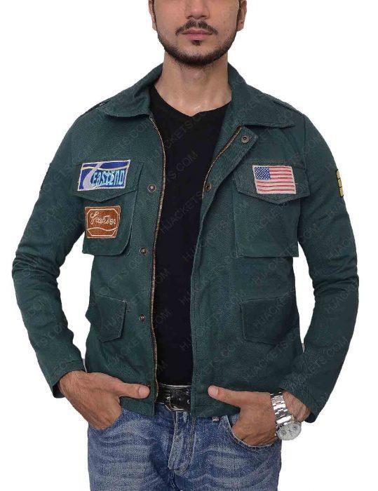james sunderland green silent hill 2 jacket