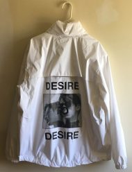midnight studios desire white cotton jacket