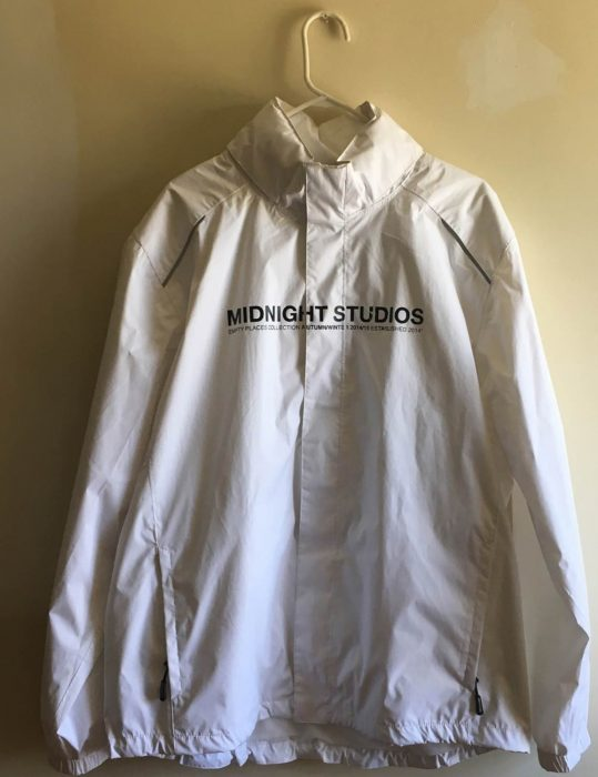 midnight studios desire white jacket