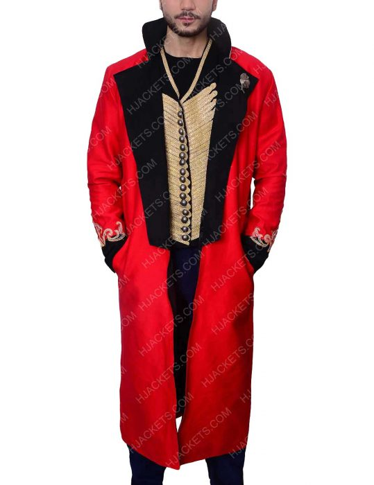 pt barnum the greatest showman costume