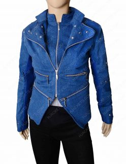 Killer Frost Blue Jacket