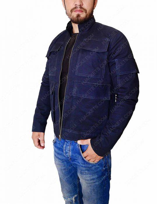 han solo blue jacket