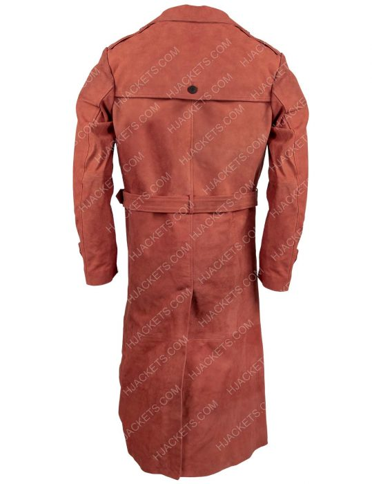 John Shaft II Samuel L. Jackson Trench Coat