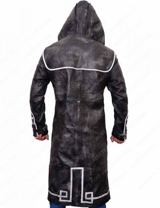 corvo attano dishonored jacket