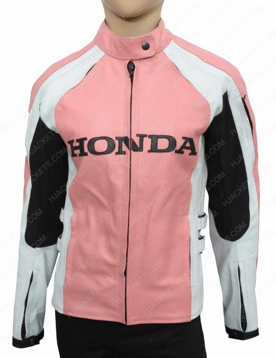 Honda Womens Leather Jacket