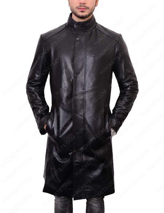 captain gabriel lorca coat