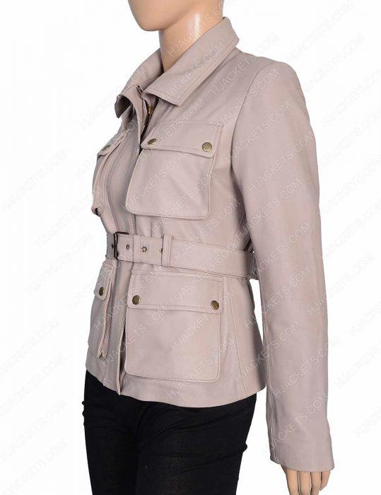 Womens Stone Coat