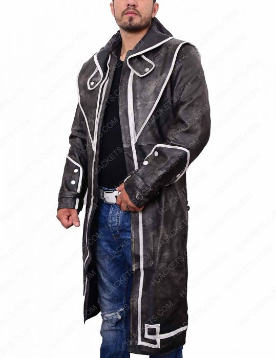 dishonored corvo attano trench coat