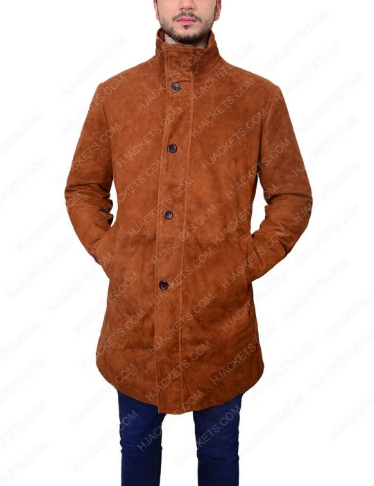 robert taylor longmire coat