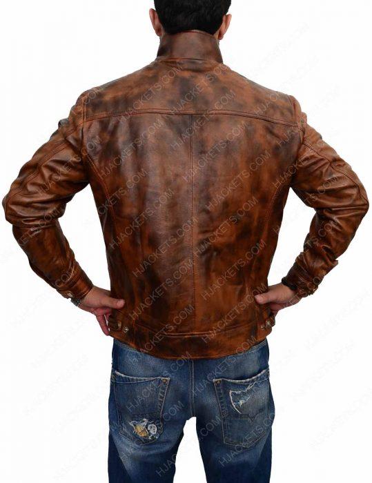 grant ward jacket