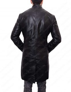 jason isaacs gabriel lorca coat