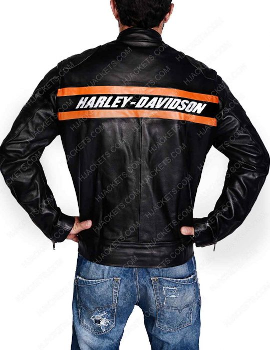 harley davidson goldberg leather jacket