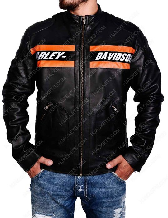 goldberg harley davidson jacket