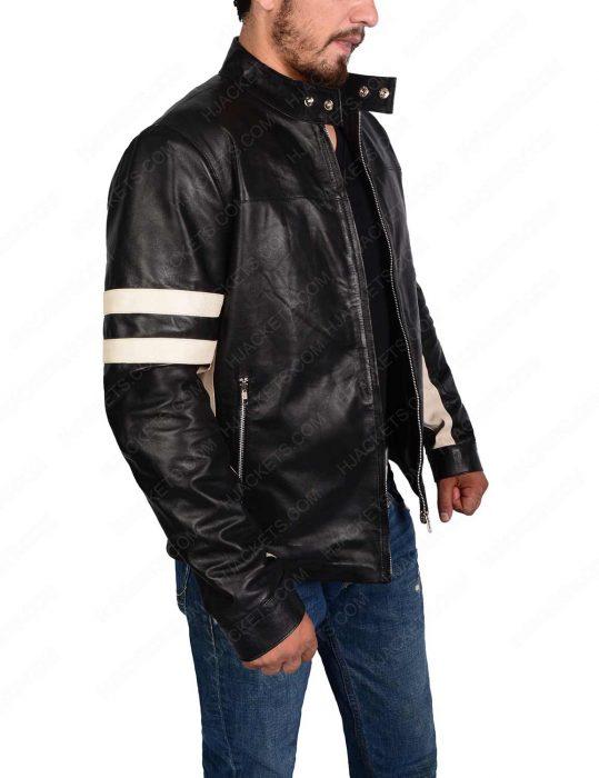 Mens Biker Jacket