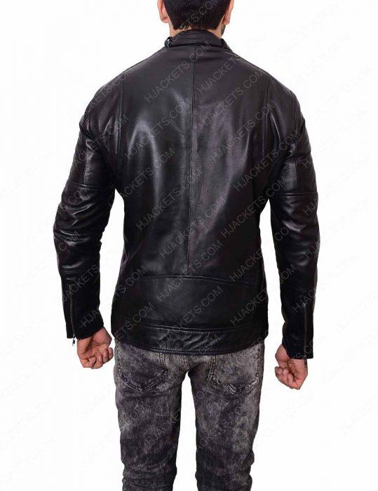 Black Slim Fit Style Zayn Malik Jacket
