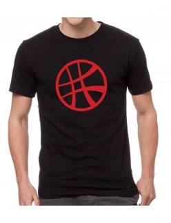 Dr Strange Red Symbol Logo Shirt