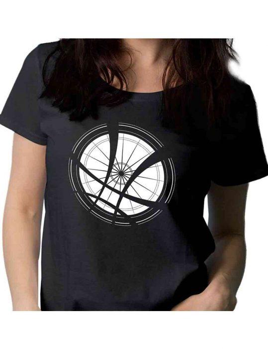 doctor strange white logo t shirt