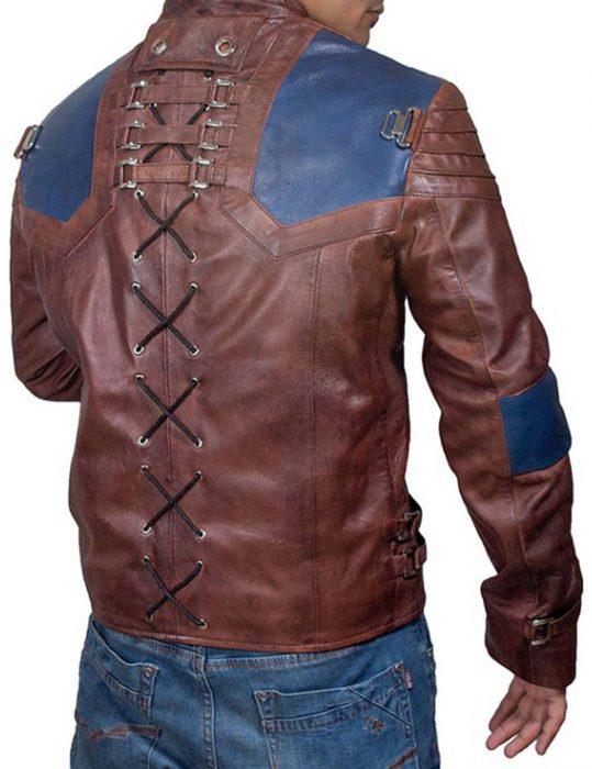 Krypton Cameron Seg-El Jacket