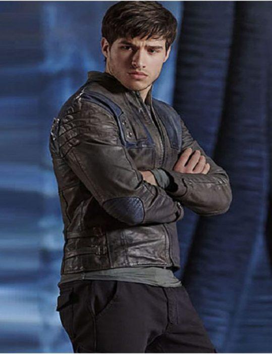 Seg-El Krypton Cameron Jacket