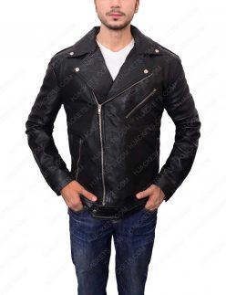 adam-levine-leather-jacket