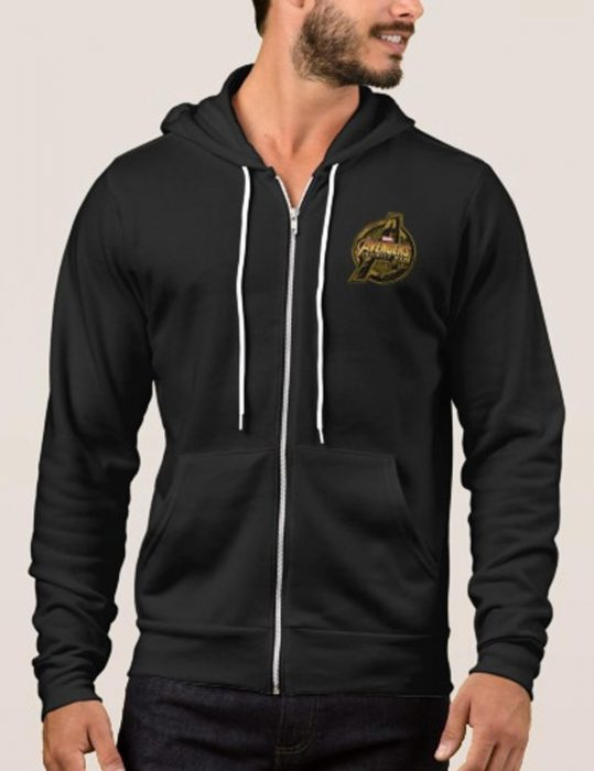 avengers infinity war icon hoodie