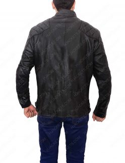 david-beckham-black-quilted-biker-jacket