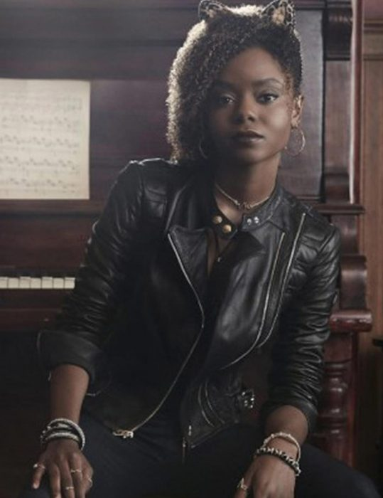 josie mccoy leather jacket