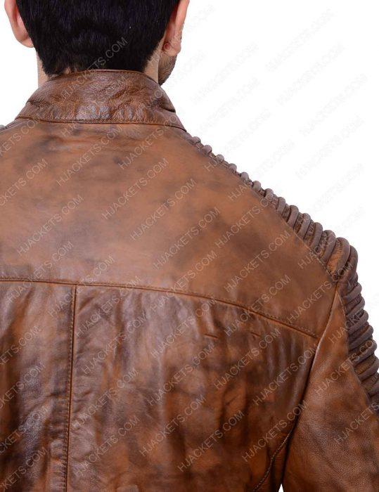 mens-distressed-brown-leather-jacket