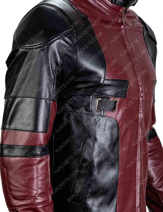 ryan reynolds deadpool 2 jacket