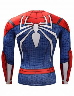 spider-man ps4 shirt