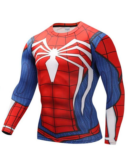 spiderman ps4 sweetshirt