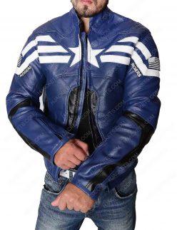 captain america winter soldier jacket