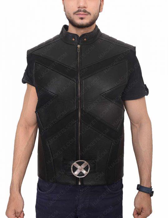 hugh jackman wolverine vest