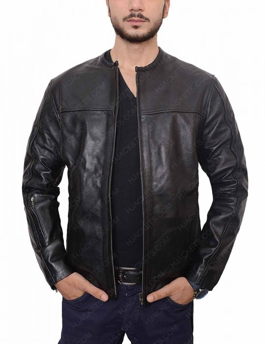barfly motorcycle leather jacket