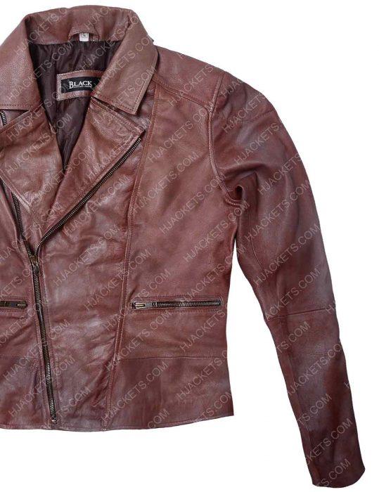 kristin kreuk catherine chandler brown jacket